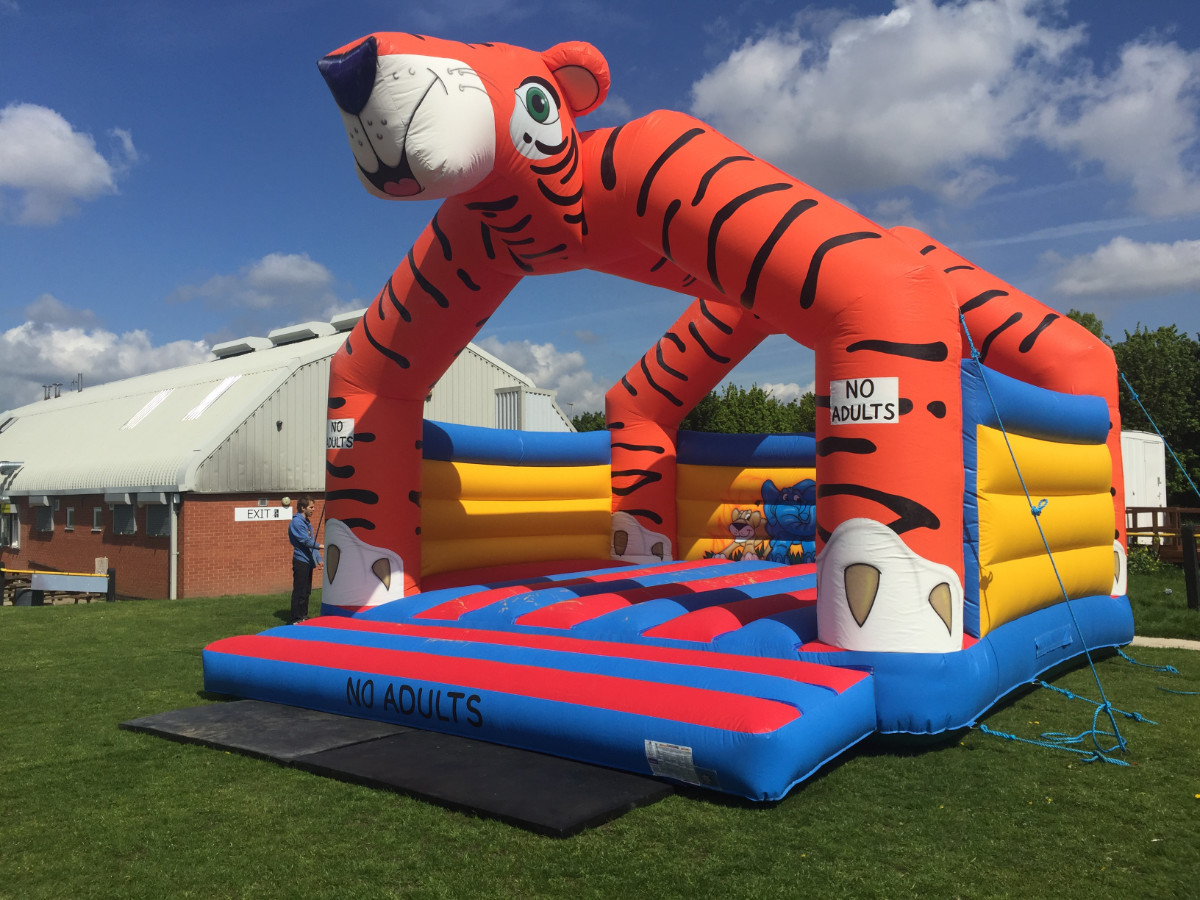 TigerBounce